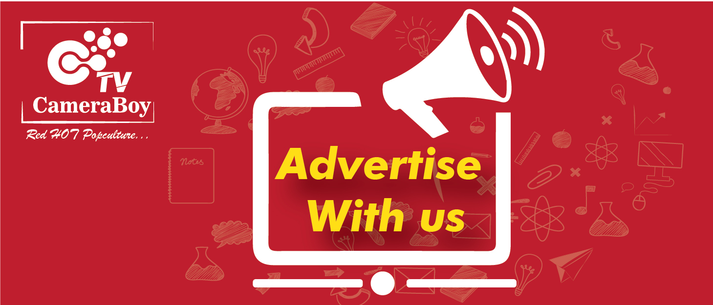 Advertise with cameraboy tv