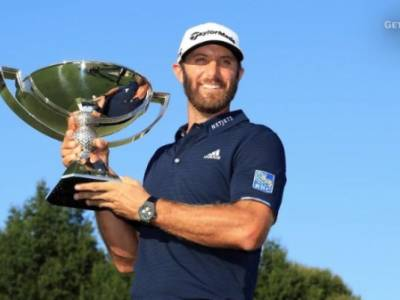 Dustin Johnson, The World's Top Golfer, Tests Positive for Covid-19