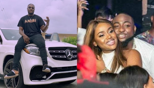 'What Davido and Chioma did to me' – Peruzzi