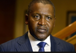 Aliko Dangote Now The 64th Richest In The World