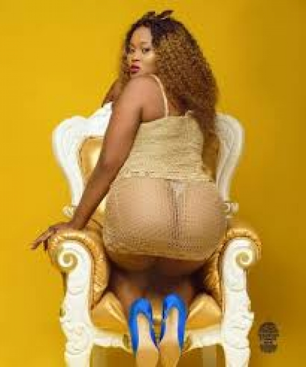 'Men are dying for my ASS, it's my selling point' - Actress, Pat Agwu