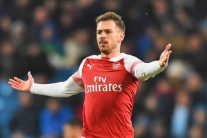 Wenger reacts as Ramsey confirms Arsenal exit