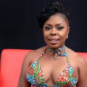 I pay male prostitutes to f**k me well – Afia Schwarzenegger