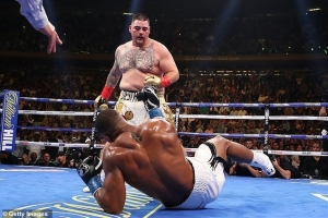 Andy Ruiz Jr rules out UK rematch with Anthony Joshua; says it's a trap