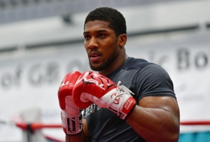 Anthony Joshua reveals new diet plan for his rematch with Andy Ruiz Jr as he considers leaving out Pounded Yam