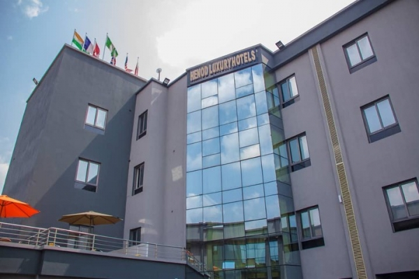Check Out The New Hotel Mercy Johnson's Husband Built In Lagos