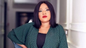 COZA: Toyin Abraham and Yomi Black react to 'Iyawo Pastor KOZA' nollywood movie