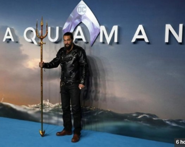 'Aquaman 2' Set To Be Released In 2022
