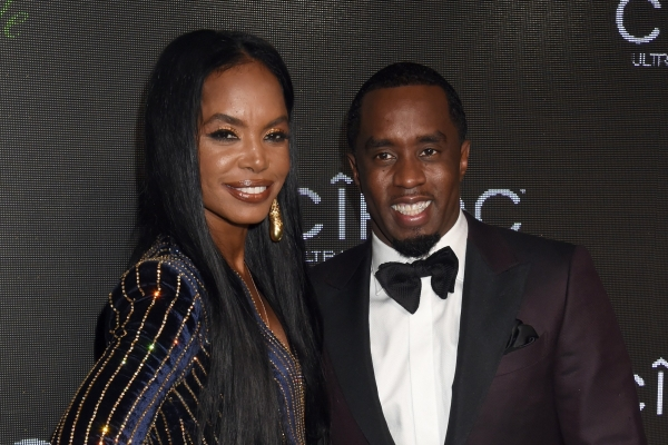 """Hurts so much"" Diddy breaks down in tears as he speaks about Kim Porter's death"