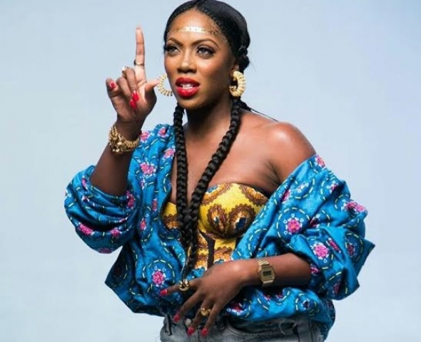 Tiwa Savage Blasts Men Who Abuse, Rape Women