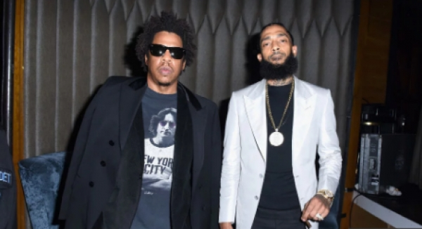 Unconfirmed report claims Jay-Z has set up $15million dollar trust fund for slain rapper Nipsey Hussle's kids
