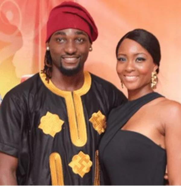 Osas Ighodaro finally removes her hubby's surname 'Ajibade' from her Instagram page