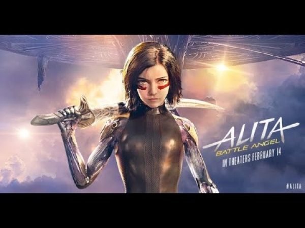 WATCH | THE CINEVERSE | FULL MOVIE REVIEW OF ALITA 'BATTLE ANGEL'