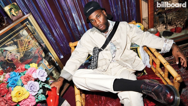 NO NONSENSE! - Burna Boy Angrily Walks Out On An Interviewer For Talking About FELA