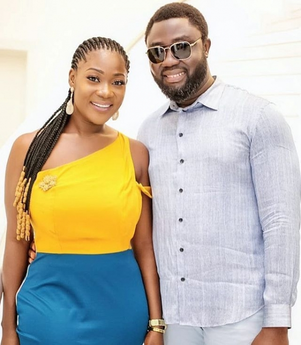 The pain I go through when my husband is upset with me – Mercy Johnson opens up
