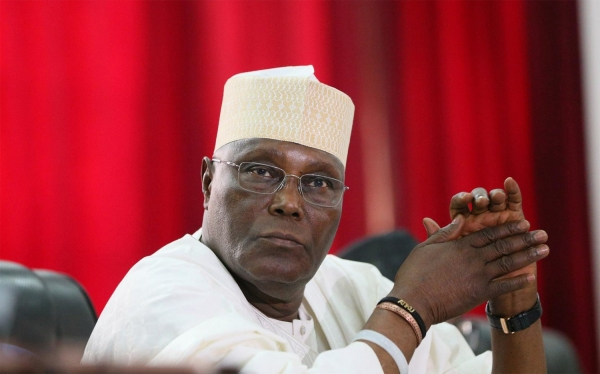 Atiku wants Nigerian Government to give families N10,000 to stay at home