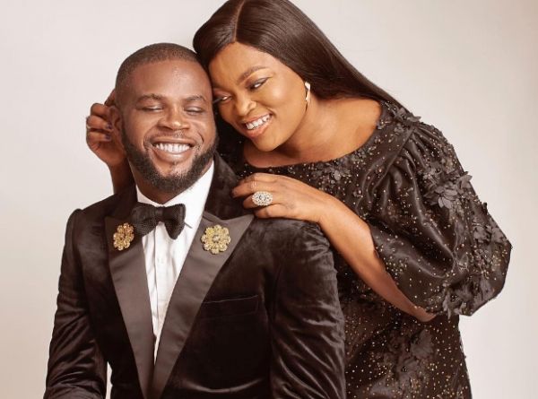 My friends are not allowed to call my husband unless it's his birthday- Funke Akindele-Bello