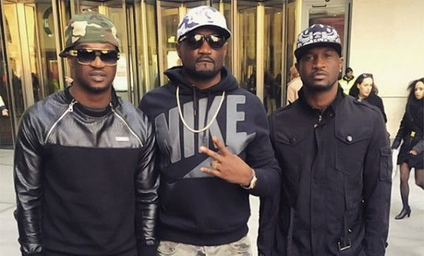 Me and my elder brother, Jude Okoye, don't talk- Peter Okoye reveals