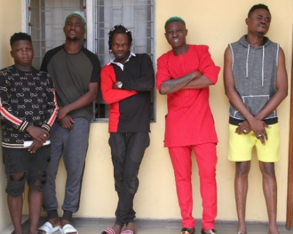 Naira Marley and Zlatan are not the only Yahoo boys in the industry, EFCC needs to arrest more musicians - Singer, Jire