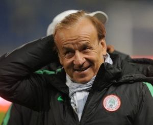 Gernot Rohr speaks about being 'snubbed' by Amaju Pinnick during medal presentation at AFCON