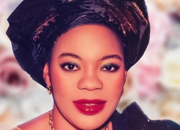 'I can't believe it's been that long and I haven't healed' - Toyin Lawani celebrates 10th anniversary of her mum's death