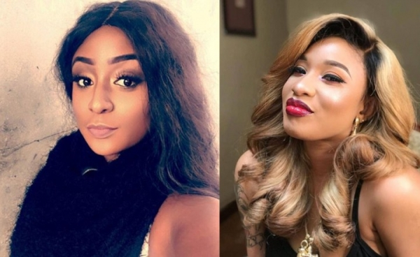 Actress Queen Wokoma defends Tonto Dikeh
