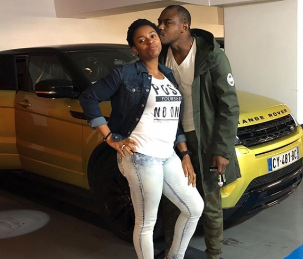 'If I had the opportunity to make the choice again, I would gladly still choose you' - Vincent Enyeama tells wife