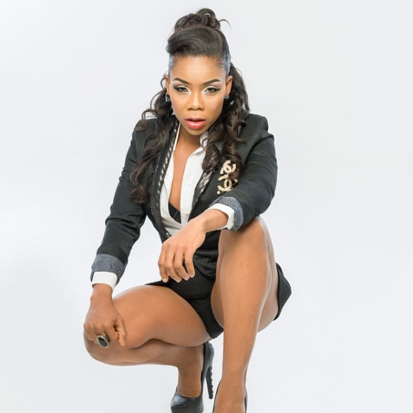 I Never Wanted To Be A Dancer - Kaffy The Dance Queen