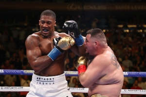 Anthony Joshua will earn £20 million despite losing while Andy Ruiz Jr will take home just £5m after winning the world title fight